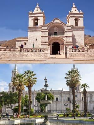Chivay to Arequipa