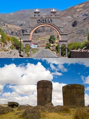 Chivay a Puno