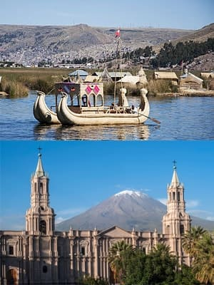 Puno to Arequipa