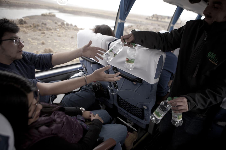 Bus 4M Peru