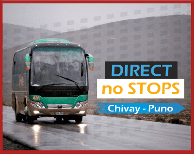 Chivay - Puno - Direct