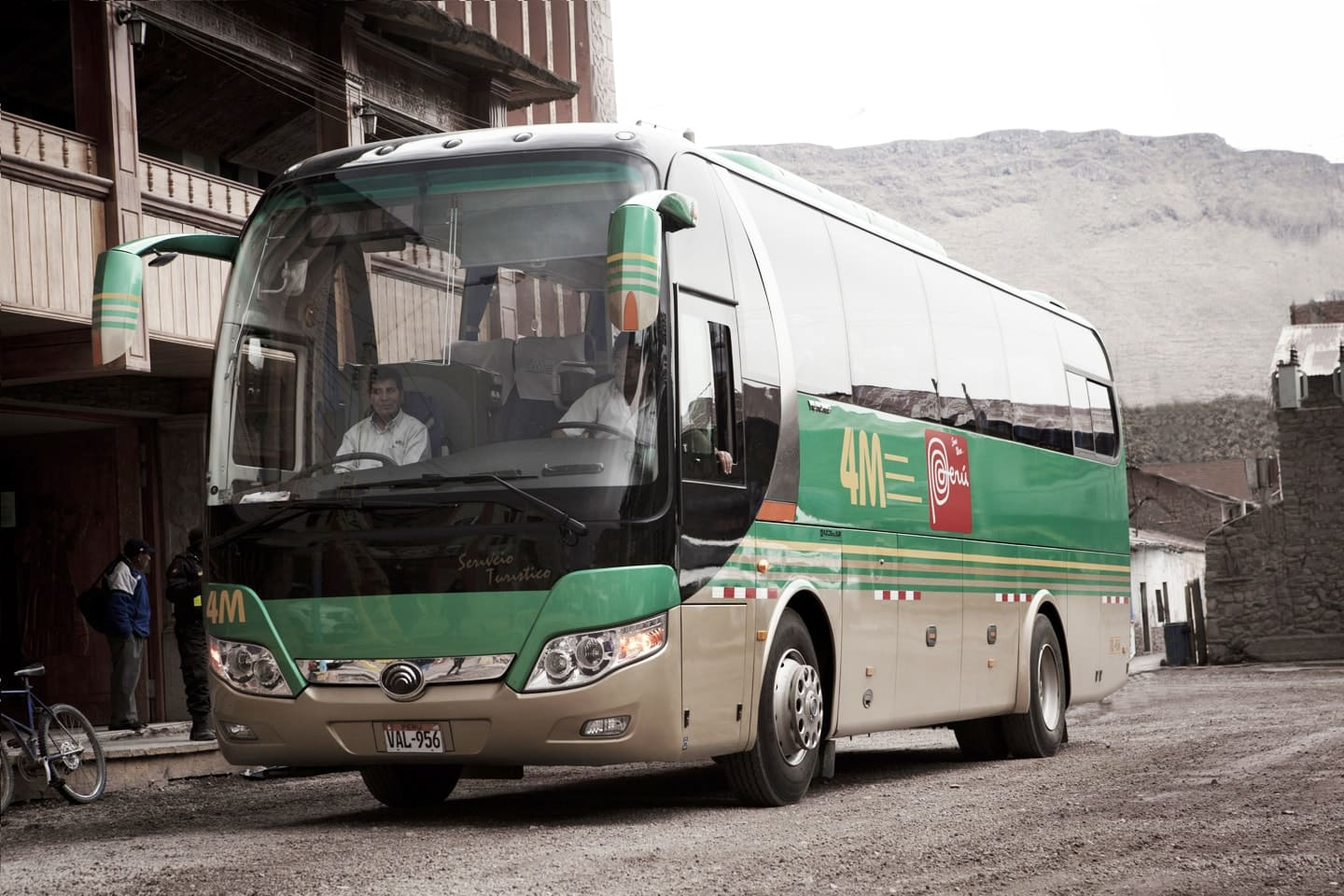 New Fleet of Buses, more comfortable, green, more capacities, better service added. Trust on us we are always improving. 4M Express