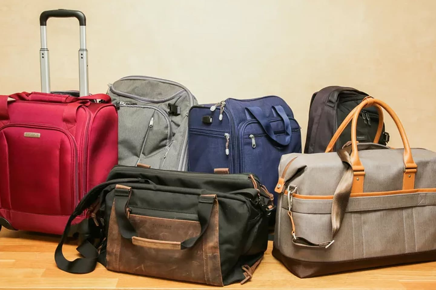 Save your lugggage in our Wide Storage. You will always feel safe with us.